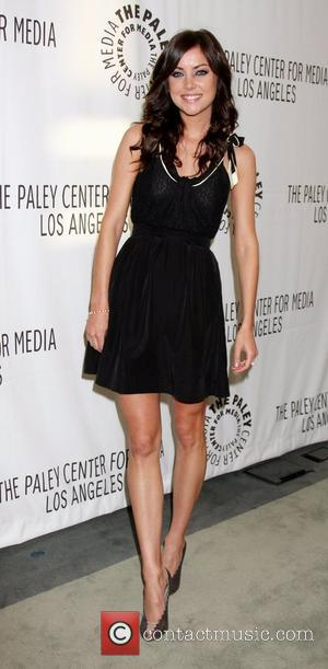 Jessica Stroup '90210' PaleyFest09 event at the Paley Center for Media in Beverly Hills. Los Angeles, California, USA - 11.04.09