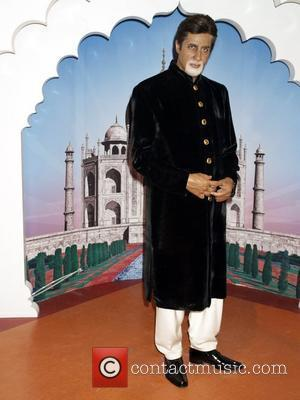 Bollywood Bash to celebrate unveiling of the Wax Figure of Indian Film Legend Amitabh Bachchan at Madame Tussauds New York...