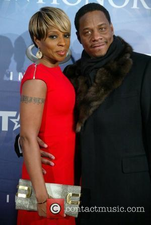Mary J Blige and Her Husband
