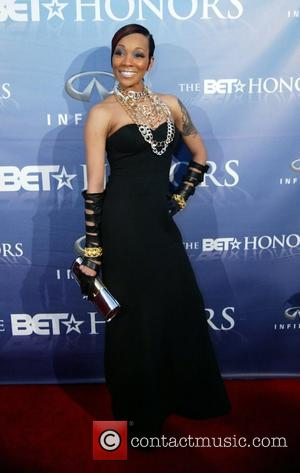 Monica The BET Honors Second Annual Black Entertainment Awards - Arrivals Washington DC, USA - 17.01.09