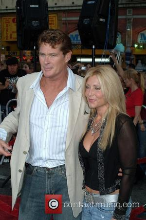 Hasselhoff's Ex-wife Worried For Star's Health