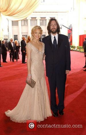 Kate Hudson and Chris Robinson