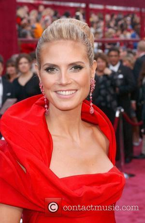 Academy Of Motion Pictures And Sciences, Heidi Klum