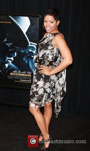 Malinda Williams Notorious New York Premiere - arrivals AMC Lincoln Square New York City, USA - 07.01.09