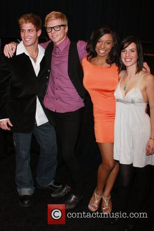 Cast of MTV's Real World Brooklyn Notorious New York Premiere - arrivals AMC Lincoln Square New York City, USA -...