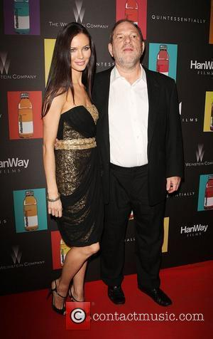 Georgina Chapman and Harvey Weinstein Quintessentially hosts 'Nowhere Boy' party held at La Plage Vitaminwater The Cannes Film Festival 2009...