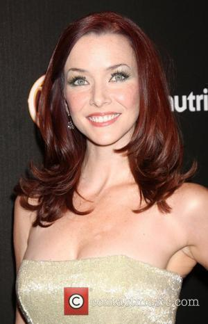 Annie Wersching arriving at the TV Guide Magazine Sexiest Stars Party at the Sunset Towers Hotel in  West Hollywood,...