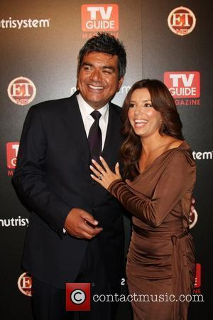 Geroge Lopez and Eva Longoria