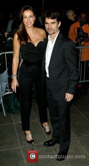 Jeff Gordon and Ingrid Vandebosch New York Premiere of 'Valkyrie' at Fredrick P Rose Hall in Time Warner Centre New...