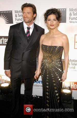 Hugh Jackman and Catherine Zeta-Jones