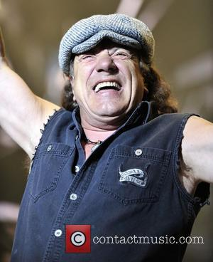 Brian Johnson  AC/DC performing the 'Black Ice World Tour' at Rogers Centre Toronto, Canada - 09.01.09