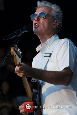 David Byrne Austin City Limits Music Festival at Zilker Park - Day 1 Austin, Texas - 26.09.08