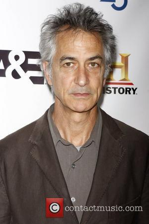 David Strathairn 25th Anniversary of A&E Television Networks held at the Rainbow Room New York City, USA - 14.05.09