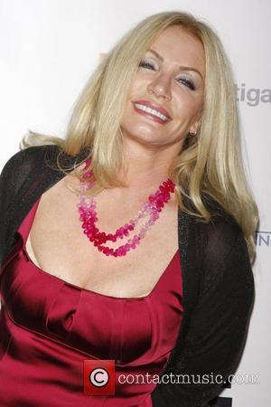 Shannon Tweed 25th Anniversary of A&E Television Networks held at the Rainbow Room New York City, USA - 14.05.09
