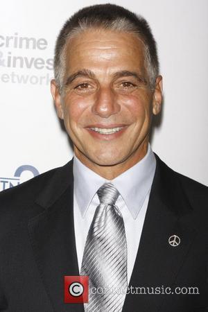 Tony Danza 25th Anniversary of A&E Television Networks held at the Rainbow Room New York City, USA - 14.05.09