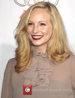 Candice Accola AFI Opening Night Screening of 'Doubt' - held at the ArcLight Cinerama Dome Theatre in Hollywood.- Arrivals Los...
