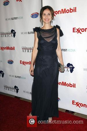 Amy Brenneman African First Ladies Heath Summit Gala held at the Beverly Hills Hotel. Los Angeles, CA - 21.04.09