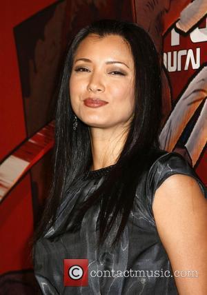 Kelly Hu The launch of 'Afro Samurai' held the Geisha House Hollywood, California - 27.01.09