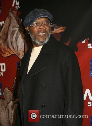 Samuel L. Jackson The launch of 'Afro Samurai' held the Geisha House Hollywood, California - 27.01.09