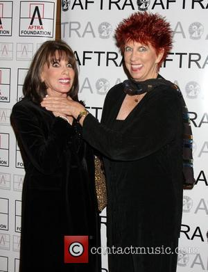 Kate Linder and Marcia Wallace