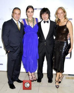 Guest, Fabiola Beracasa and Mario Testino