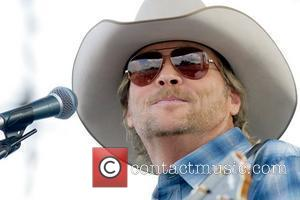 Alan Jackson performs at the 99.9 KISS 24th Annual Chili Cook Off at the CB Smith Park Pembroke Pines, Florida...