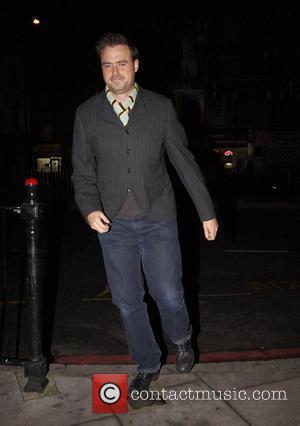 Jamie Theakston outside KOKO for Alexandra Burke's homecoming gig London, England - 08.12.08