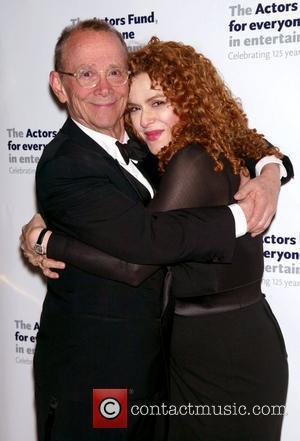 Joel Grey and Bernadette Peters