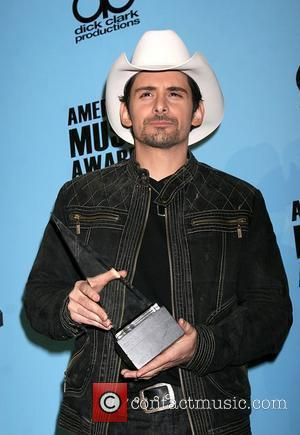 American Music Awards, Brad Paisley