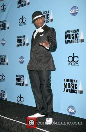 Ne-Yo American Music Awards 2008 held at the Nokia Theatre - Press Room Los Angeles, California - 23.11.08