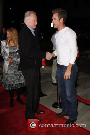 Jon Voight and Allen Nabors