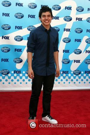 David Archuleta The American Idol Season 8 Finale held at the Nokia Theater - Arrivals Los Angeles, California - 20.05.09
