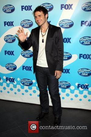 Kris Allen  The American Idol Season 8 Finale held at the Nokia Theater - Press Room Los Angeles, California...