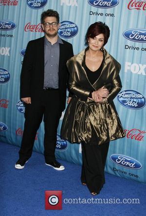 Jack Osbourne and Sharon Osbourne