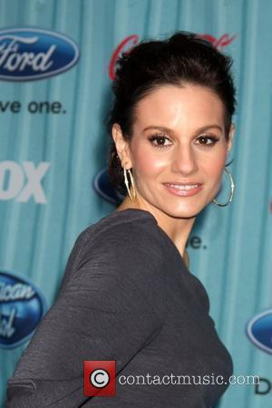 Kara DioGuardi  American Idol's 'The Top 12 Party' - Red Carpet Arrivals held at Area nightclub Los Angeles, California...