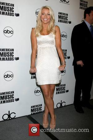 Julianne Hough '2008 American Music Awards' Nominee Announcements held at the Beverly Hills Hotel Beverly Hills, California - 14.10.08