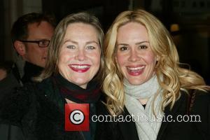 Cherry Jones and Sarah Paulson