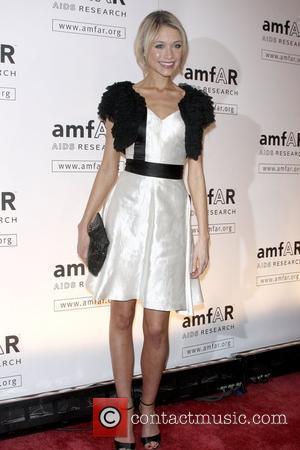 Katrina Bowden amfAR New York Gala to Kick Off Fall 2009 Fashion Week at Cipriani on 42nd Street - Arrivals...