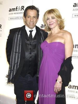 Kenneth Cole and Natasha Richardson