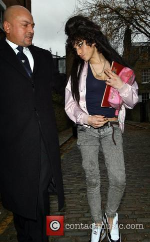Winehouse Love Letter To Be Used In Divorce Battle?