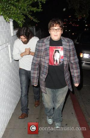 Andy Milonakis and A Friend