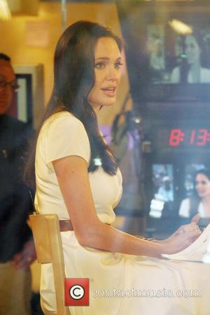 Jolie Returns From Afghanistan Visit