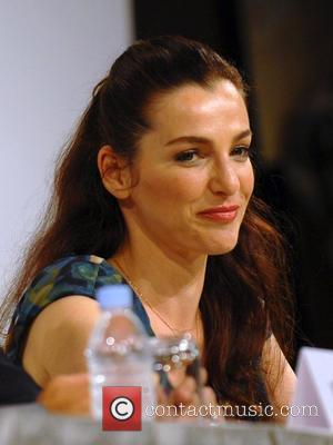 Ayelet Zurer The Japanese press conference of 'Angels and Demons' at the Imperial Hotel Tokyo, Japan - 07.05.09