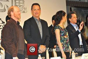 Director Ron Howard, Ron Howard and Tom Hanks