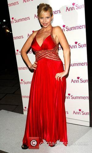 Anneka Svenska Ann Summers: Enchantment Collection Launch Party at The Baccarat Room - Arrivals London, England - 01.12.08