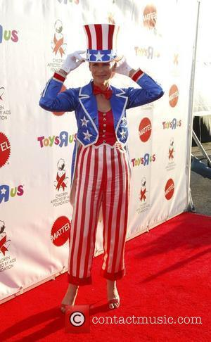 Jamie Lee Curtis AIDS Foundation's 15th Annual Dream Halloween Event Los Angeles, California - 25.10.08