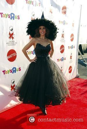 Melina Kanakaredes AIDS Foundation's 15th Annual Dream Halloween Event Los Angeles, California - 25.10.08