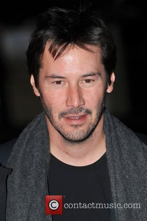 Keanu Reeves The Times BFI London Film Festival: Anvil! The Story Of Anvil - screening held at the Odeon West...
