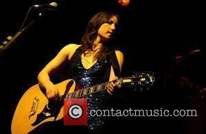 KT Tunstall performing live at Shepherds Bush Empire London, England - 19.10.05
