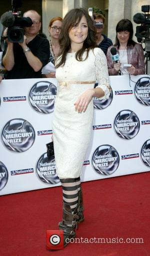 KT Tunstall The 2005 Mercury Music Prize held Grosvenor House - arrivals London, England - 06.09.05